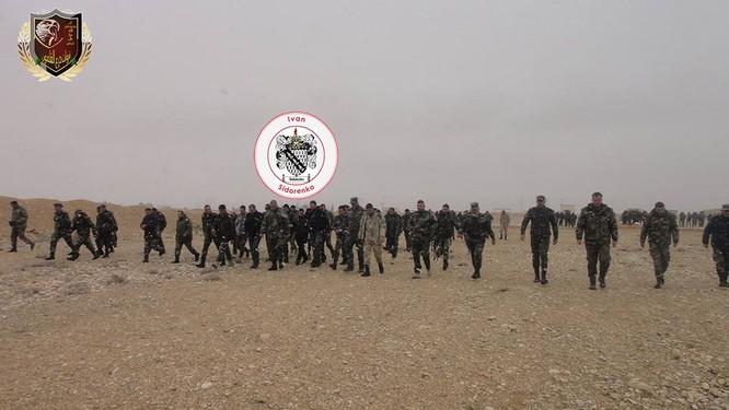 """Chiến sự Syria: Nga huấn luyện """"lên đời"""" quân Assad (ảnh) ảnh 6"""