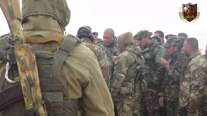 """Chiến sự Syria: Nga huấn luyện """"lên đời"""" quân Assad (ảnh) ảnh 7"""