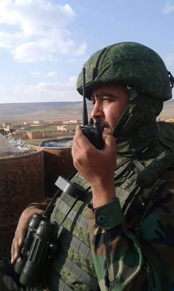 """Chiến sự Syria: Nga huấn luyện """"lên đời"""" quân Assad (ảnh) ảnh 14"""