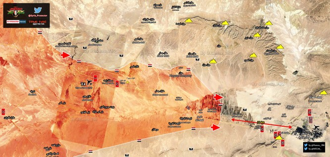 Trận chiến Palmyra: Quân đội Syria giải phóng cứ điểm IS, áp sát thành cổ ảnh 1