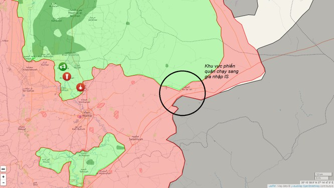 Chiến sự Syria: Sập bẫy phục kích, đoàn xe thánh chiến bị hốt gọn ảnh 4