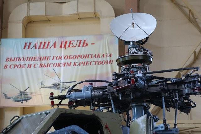 """""""Thợ săn đêm"""" và 'Quái thú bầu trời"""" Nga được chế tạo thế nào ảnh 14"""