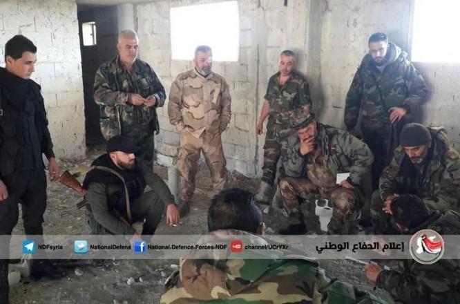 Chiến sự Syria: Phiến quân thánh chiến tấn công dữ dội ở bắc Hama ảnh 2