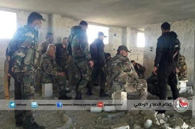 Chiến sự Syria: Phiến quân thánh chiến tấn công dữ dội ở bắc Hama ảnh 3