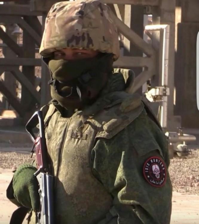 Chiến sự Palmyra: Quân tình nguyện Syria phòng thủ khu mỏ khí đốt (video+ảnh) ảnh 1