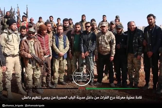 Chiến sự Syria: IS bất ngờ đầu hàng, giao nộp thành phố Al-Bab cho Thổ Nhĩ Kỳ ảnh 1