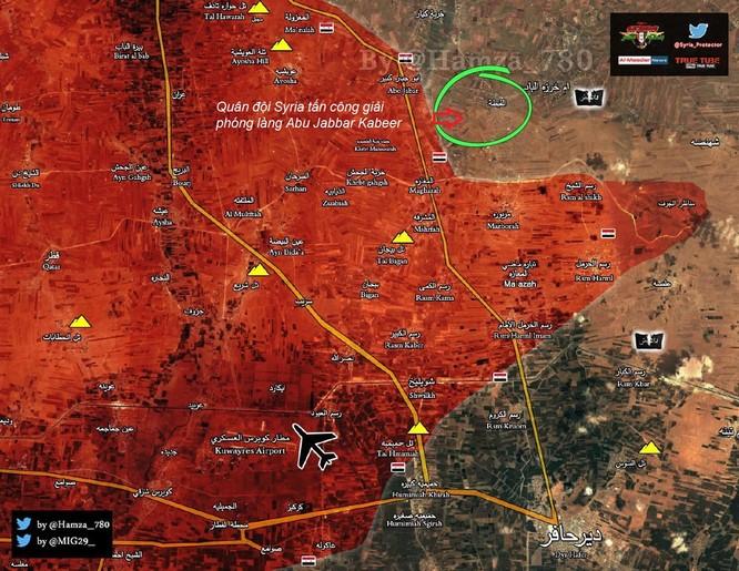 """Lực lượng """"Hổ Syria"""" chiếm thêm cứ địa IS, lập vòng vây IS ở đông Aleppo ảnh 1"""