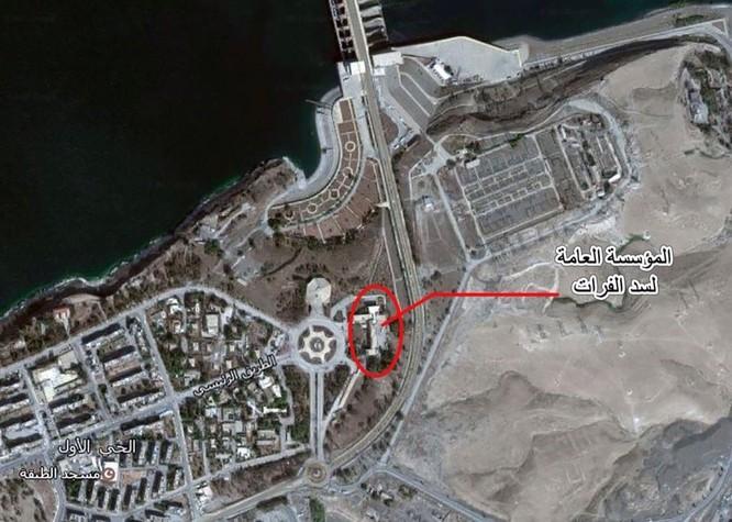 Không quân Mỹ dẫn đầu tấn công đập thủy điện Syria ảnh 2