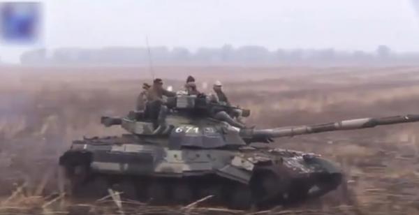 Chiến sự Ukraine: Giao tranh Donetsk bùng phát ác liệt, dân quân chiếm xe tăng T-64BM của Kiev ảnh 2