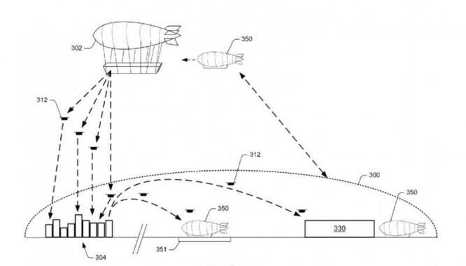 Amazon sử dụng UAV đưa hàng hóa đến người tiêu dùng thế nào? ảnh 4
