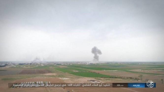Quân đội Syria hứng chịu một thất bại trước IS ở đông Aleppo ảnh 3