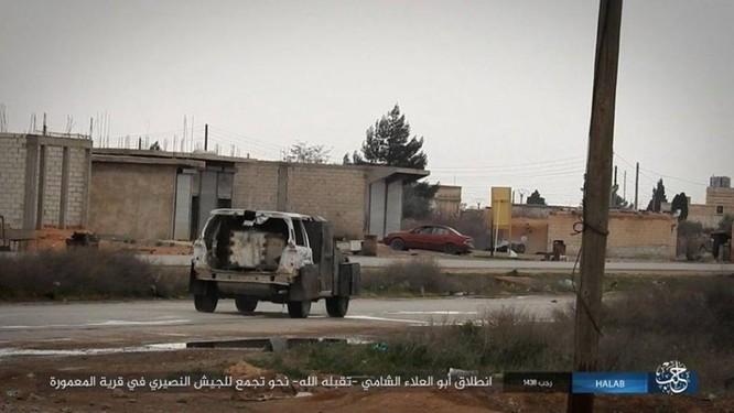 Quân đội Syria hứng chịu một thất bại trước IS ở đông Aleppo ảnh 2