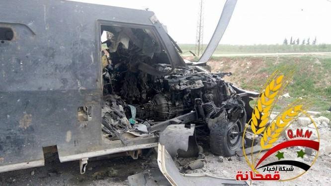 Chiến sự Syria: Quân chính phủ chiếm được vô số vũ khí phiến quân (video) ảnh 3