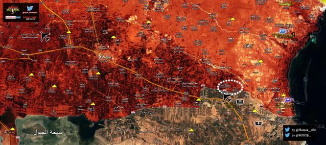 """""""Hổ Syria"""" đè bẹp phòng ngự IS, thít chặt vòng vây phiến quân đông Aleppo ảnh 1"""