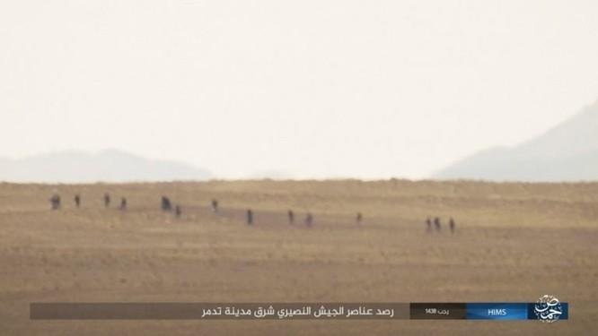 Trận chiến Palmyra: Quân đội Syria giao chiến ác liệt với IS ảnh 1