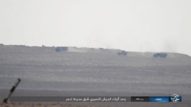 Trận chiến Palmyra: Quân đội Syria giao chiến ác liệt với IS ảnh 3