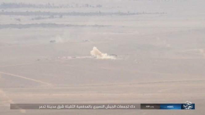 Trận chiến Palmyra: Quân đội Syria giao chiến ác liệt với IS ảnh 6
