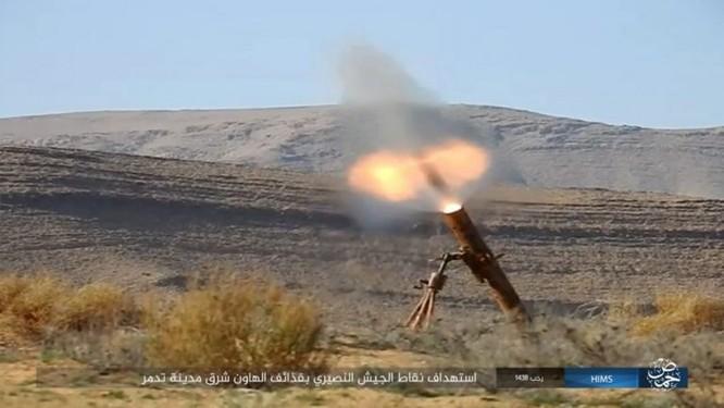 Trận chiến Palmyra: Quân đội Syria giao chiến ác liệt với IS ảnh 7