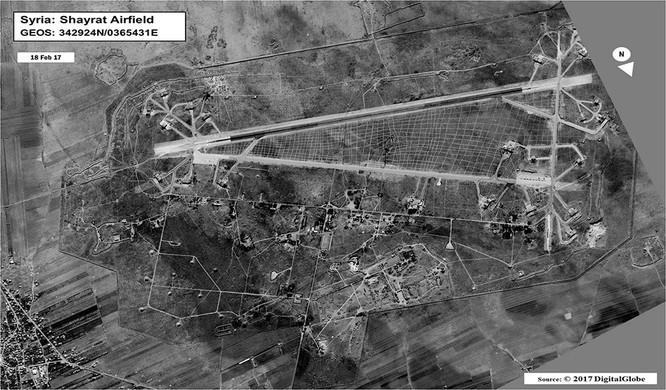 Phòng không Nga trực chiến ngày đêm sau đòn tấn công Syria của Mỹ ảnh 6