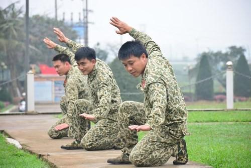 Tuyệt kỹ đặc công Việt Nam xuất quỷ nhập thần (chùm ảnh video) ảnh 6