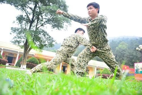 Tuyệt kỹ đặc công Việt Nam xuất quỷ nhập thần (chùm ảnh video) ảnh 7