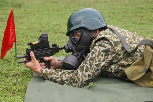 Tuyệt kỹ đặc công Việt Nam xuất quỷ nhập thần (chùm ảnh video) ảnh 13