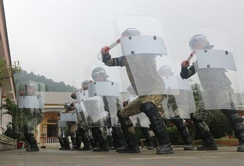 Tuyệt kỹ đặc công Việt Nam xuất quỷ nhập thần (chùm ảnh video) ảnh 15