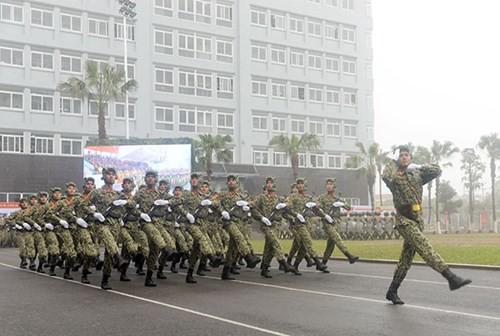 Tuyệt kỹ đặc công Việt Nam xuất quỷ nhập thần (chùm ảnh video) ảnh 2
