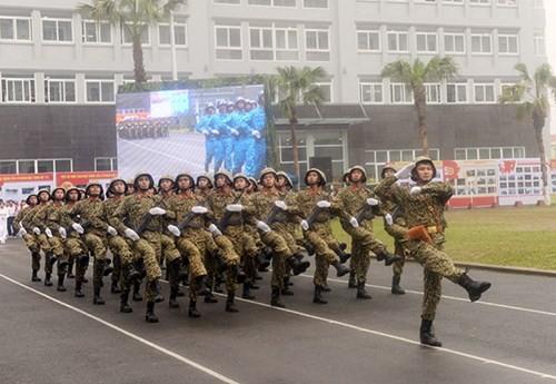 Tuyệt kỹ đặc công Việt Nam xuất quỷ nhập thần (chùm ảnh video) ảnh 3