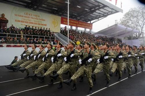 Tuyệt kỹ đặc công Việt Nam xuất quỷ nhập thần (chùm ảnh video) ảnh 4