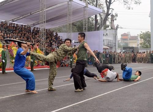 Tuyệt kỹ đặc công Việt Nam xuất quỷ nhập thần (chùm ảnh video) ảnh 22