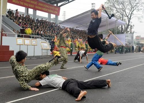 Tuyệt kỹ đặc công Việt Nam xuất quỷ nhập thần (chùm ảnh video) ảnh 23