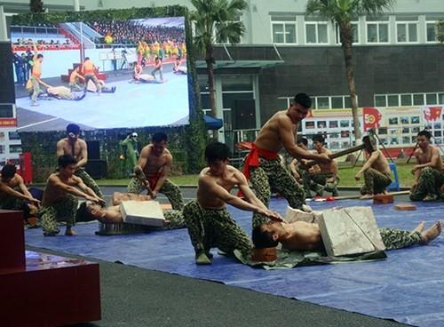 Tuyệt kỹ đặc công Việt Nam xuất quỷ nhập thần (chùm ảnh video) ảnh 26