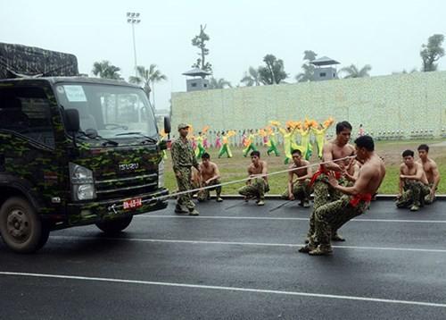 Tuyệt kỹ đặc công Việt Nam xuất quỷ nhập thần (chùm ảnh video) ảnh 30