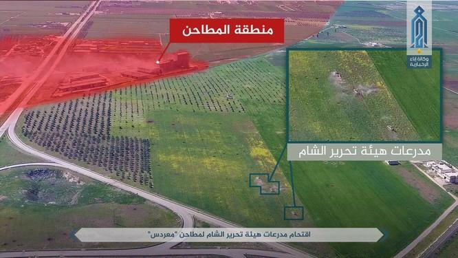 Quân đội Syria bị tấn công dữ dội sau đòn tập kích tên lửa Mỹ (video) ảnh 1
