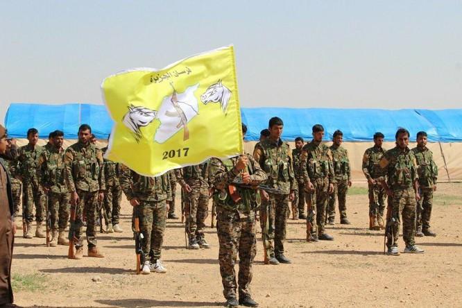 Chiến sự Deir ezzor: Quân đội Syria chuẩn bị phá vây IS, Mỹ không kích nhầm làm hàng chục người thiệt mạng ảnh 1