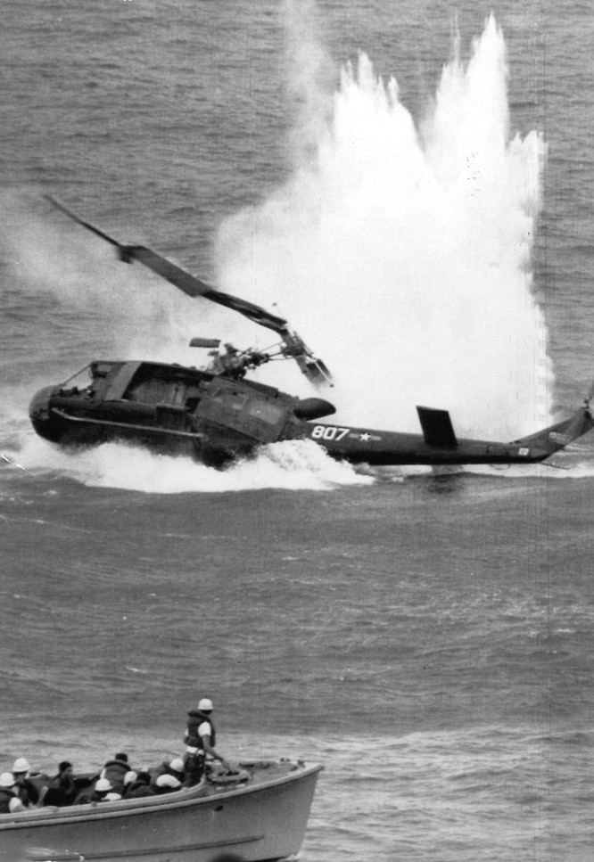 Mỹ và chiến dịch ném trực thăng xuống Biển Đông năm 1975 ảnh 8