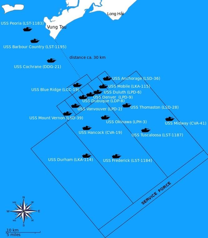 Mỹ và chiến dịch ném trực thăng xuống Biển Đông năm 1975 ảnh 1