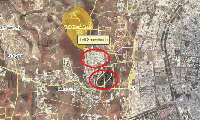 Quân đội Syria ác chiến phiến quân Hồi giáo ở tây Aleppo ảnh 1