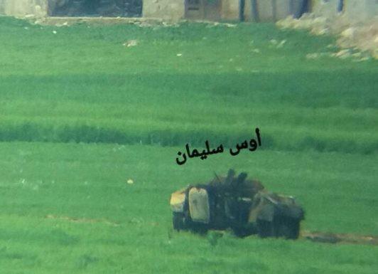 Quân đội Syria dồn binh lực phản kích phe thánh chiến tại Hama ảnh 2