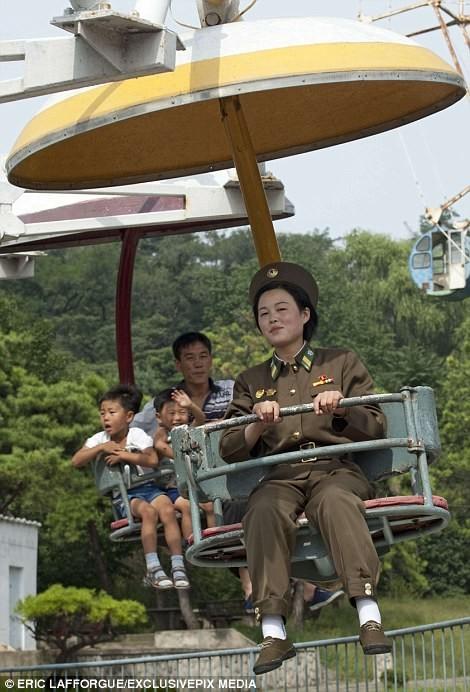 Binh sĩ Triều Tiên trước giông bão chiến tranh (ảnh + video) ảnh 1