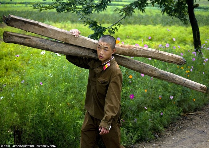 Binh sĩ Triều Tiên trước giông bão chiến tranh (ảnh + video) ảnh 9