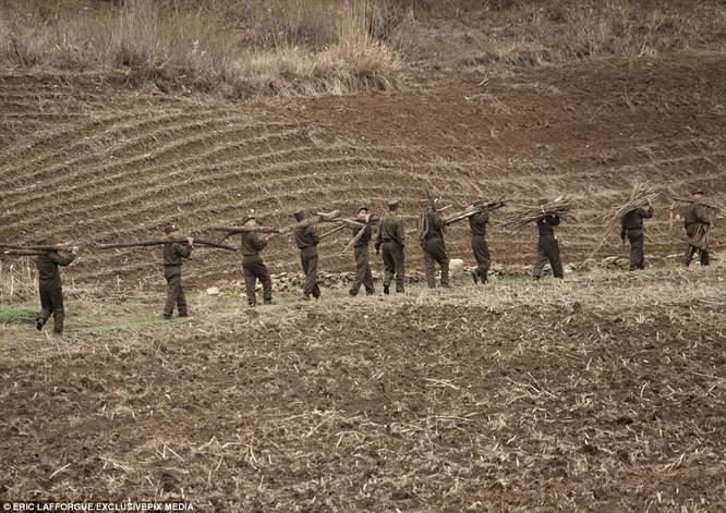 Binh sĩ Triều Tiên trước giông bão chiến tranh (ảnh + video) ảnh 10