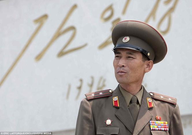 Binh sĩ Triều Tiên trước giông bão chiến tranh (ảnh + video) ảnh 13