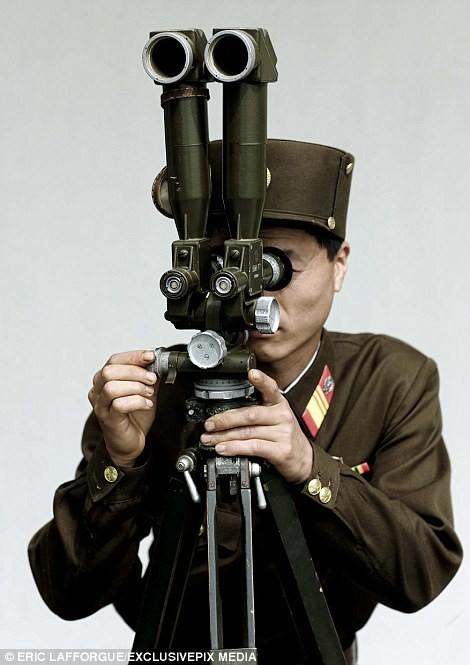 Binh sĩ Triều Tiên trước giông bão chiến tranh (ảnh + video) ảnh 14
