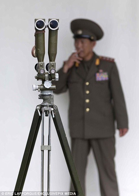 Binh sĩ Triều Tiên trước giông bão chiến tranh (ảnh + video) ảnh 15
