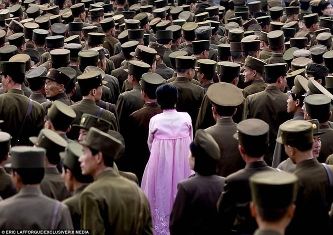 Binh sĩ Triều Tiên trước giông bão chiến tranh (ảnh + video) ảnh 17