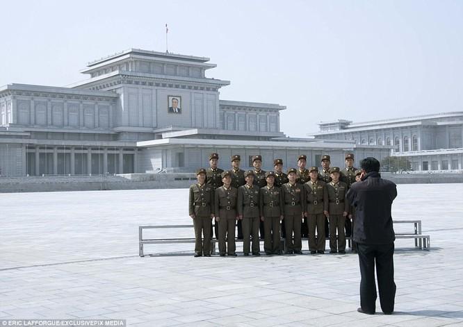 Binh sĩ Triều Tiên trước giông bão chiến tranh (ảnh + video) ảnh 18