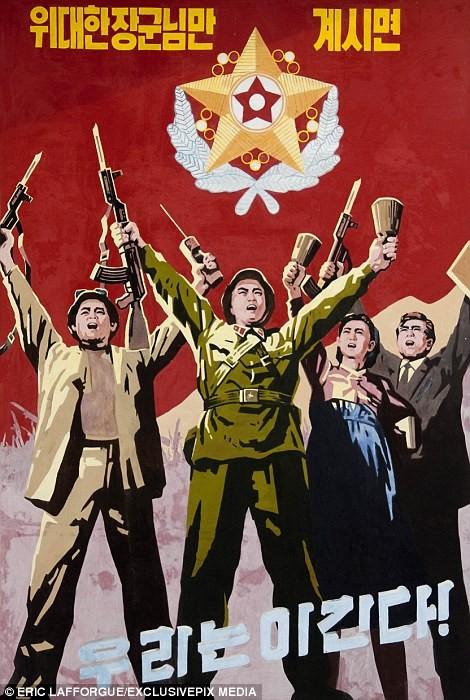 Binh sĩ Triều Tiên trước giông bão chiến tranh (ảnh + video) ảnh 20