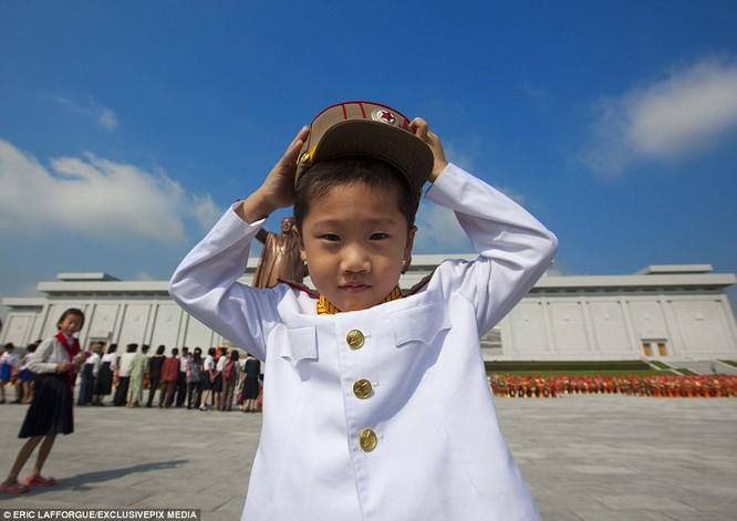 Binh sĩ Triều Tiên trước giông bão chiến tranh (ảnh + video) ảnh 22
